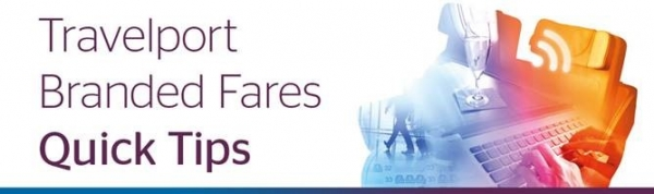 Travelport Branded Fares - AIRSERBIA